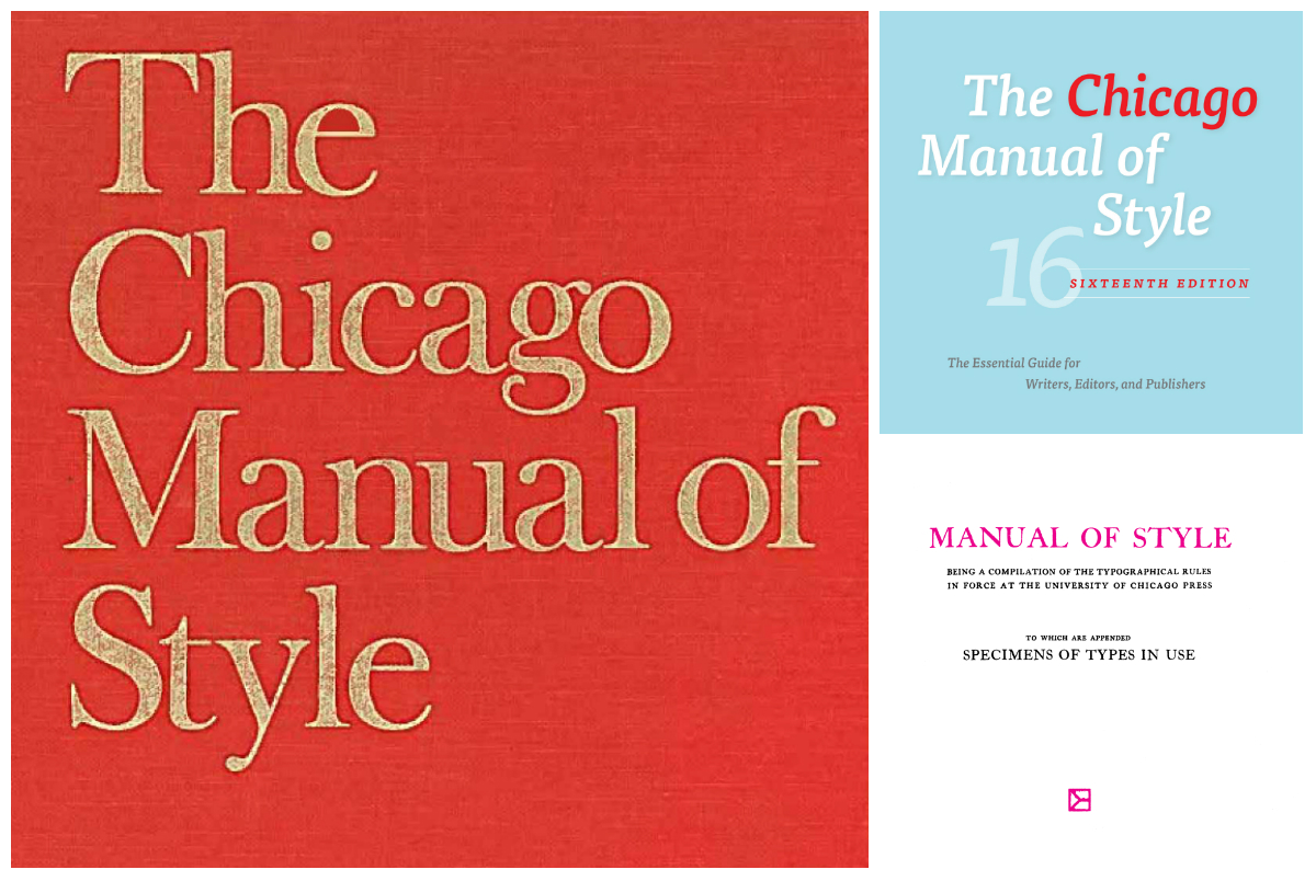 chicago manual style research papers